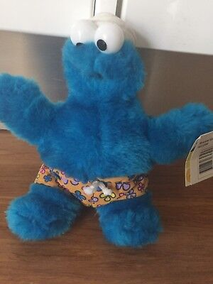 Cookie Monster Poolside New With Tags