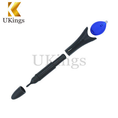 5 Second Fix UV Light Cure Welding Compound Glue Pen Glass Plastic Wood Repair K