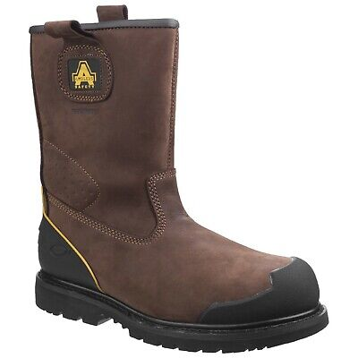 Amblers FS223C - Mens Safety Boot - Steel Toe/Midsole S3 WP