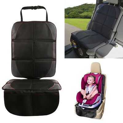 UK Baby Safety Mat Cushion Cover Waterproof Car Seat Protector Non-Slip Child FD