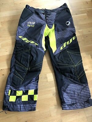 DYE C14 Bomber Black Lime Pants / Jersey S/M M/L Paintball Airsoft HK