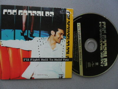 Rod Gonzales (Die Ärzte)/I'll fight hell to hold you Promo CD 2001 Kiss 4-Tr/MCD