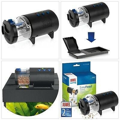 Automatic Aquarium Fish Feeder Autofeeder Tank Food Dispenser Adjustable Dosage