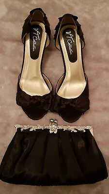 Brand New Matching Mother of the Bride Shoes(4) & HandBag