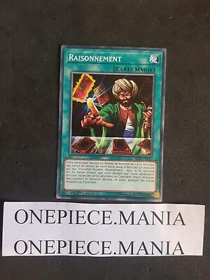 Yu-Gi-Oh!  Raisonnement (Reasoning) : SDPL-FR027 -VF/Commune