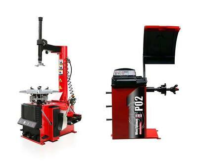 QUALITY NEW TYRE CHANGER + WHEEL BALANCER 12 months warranty