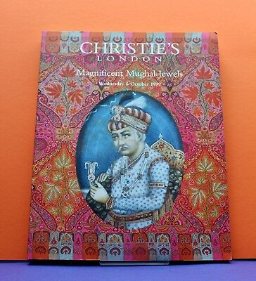 Auction Catalogue 1999 Christie's: Magnificent Mughal Jewels. Diamonds Rubies.