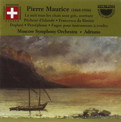 Adriano/Moscow Symphony Orch-Le nuit tous les chats son g CD NEW