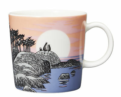 Moomin's Day Special Mug In Gift Box Arabia