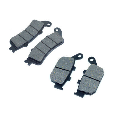 For Honda FES125 FES150 Pantheon FES250 FES250SE Foresight Front Rear Brake Pads