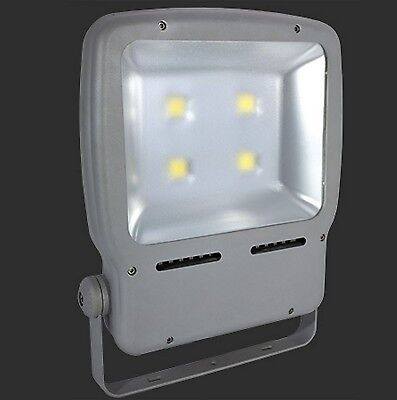Wirefield CFLED240W 4500K IP65 Weatherproof Outdoor LED Security Floodlight Grey