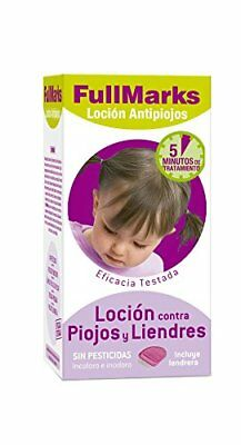 Full Marks Loción Antipiojos - 100 ml