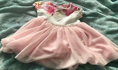 Ted Baker Baby Girl Dress 3-6 Months