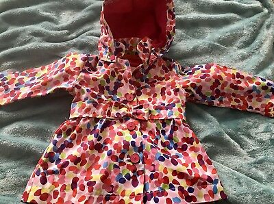 Ted Baker Dotty about Baker Baby Girl Jacket Size 3-6 Months