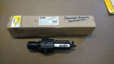 "Amflo 4311A-99 Filter Regulator 3/8"" inch with 1/4"" inch Port Air Airline"