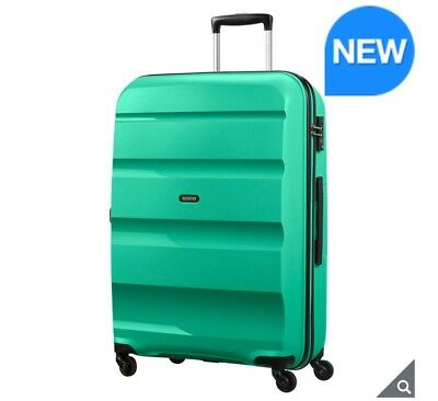 American Tourister Bon Air Large Hardside Spinner Case in Green