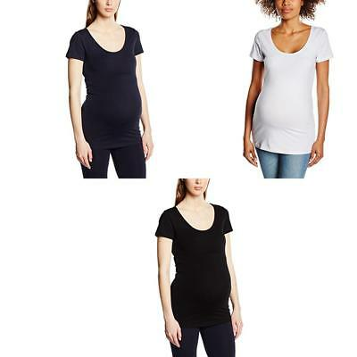 Noppies Tee Round Neck SS Amsterdam, Camicia Donna - NUOVO