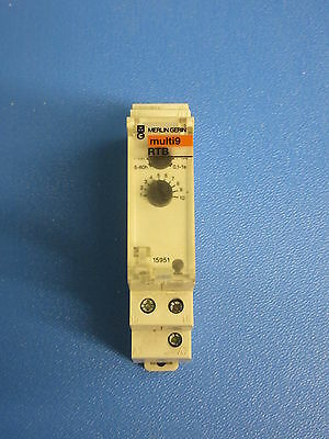 Merlin Gerin 15951 Multi 9 RTB Time Delay Relay