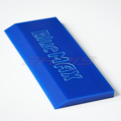 Blue Max Rubber Blade for Squeegee Wiper Water Scraper Window Tint Clean Tool