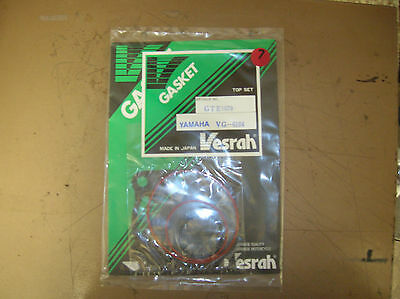 Yamaha Top End Gasket kit Vesrah YZ80 93-01 VG-6104 GTE1079 YZ 80
