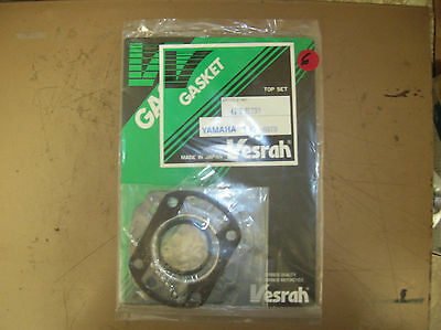 Yamaha Top End Gasket kit Vesrah YZ80 87-92 VG-6070 GTE732 YZ 80