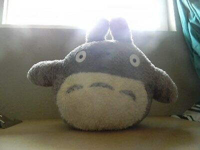 "Stuffed Animal - Totoro - From Studio Gibli ""My Neighbor Totoro"""