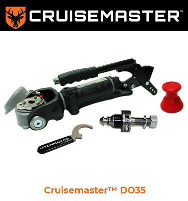 Cruisemaster Do35 V3-I 3.5T Off Road Coupling Caravan Camper Boat Trailer