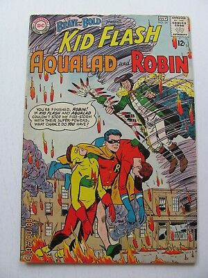 Brave and the Bold #54 (1964) - 1st appearance/origin of Teen Titans!!!