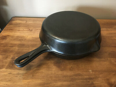 Vintage Griswold Cast Iron Double Hinged Frying Pans 704F and 1103 - Awesome!