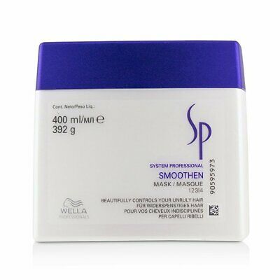 Wella SP Smoothen Mask (For Unruly Hair) 400ml Hair Mask