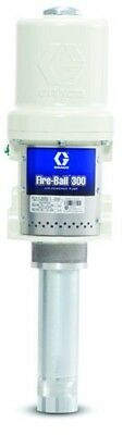 Used GRACO 203876 Fire-Ball 300 5:1 Ratio Universal Air Powered Oil Pump 203-876