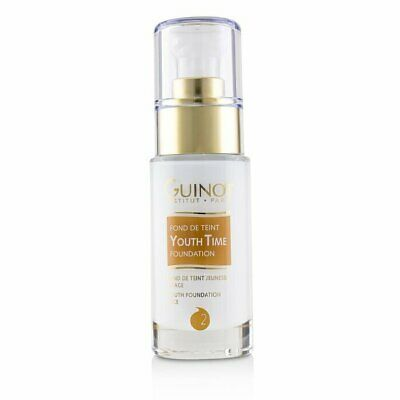 Guinot Youth Time Face Foundation - # 2 30ml Make Up & Cosmetics