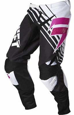 Shift LE Vegas purple pink mx offroad motorbike pants mens size 38""