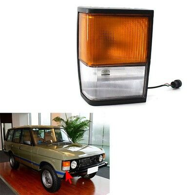 Replacement Indicator Corner Light Front Right Square Plug For Range Rover DH