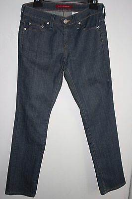 Levi Vintage 562 straight ..Jeans 2s/W26..Made in colombia
