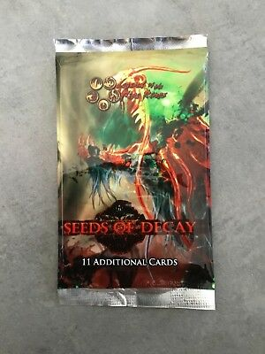 Booster carte card legend of the five rings neuf scellé sealed  rare
