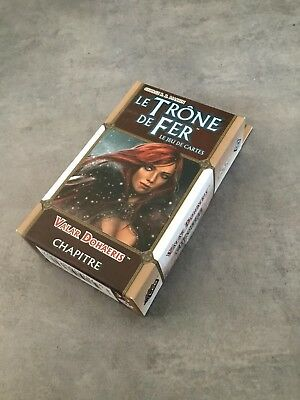 booster Pack de jeu games of thrones neuf scellé sealed