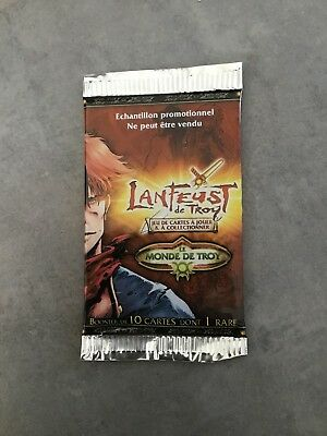 Booster carte card lanfeust de troy neuf scellé sealed  rare
