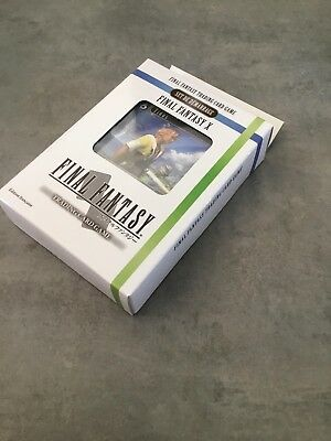 booster Pack de jeu final fantasy 10 neuf scellé sealed