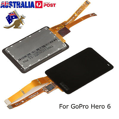 Original  Rear LCD Display Touch Screen Assembly Replacement for GoPro Hero 6 AU