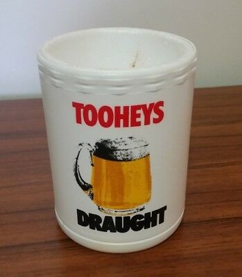 TOOHEYS DRAUGHT Stubby Holder/ Cooler - 1980s