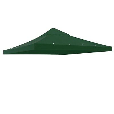 One-Tier Gazebo Top Canopy Replacement Patio Sun Shade Cover for 10'x10' Frame