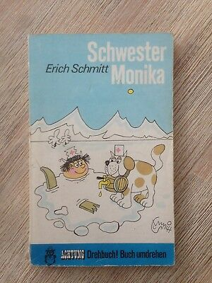 Schwester Monika - Comic DDR 1978