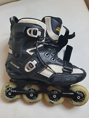 top-of-the-range Powerslide inline skates