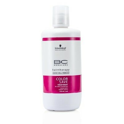 Schwarzkopf BC Color Save Treatment (For Colour-Treated Hair) 750ml Treatments