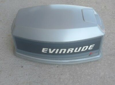 NEW Evinrude Outboard 20 HP Engine Motor Cowling Cover 1985 1986 1987