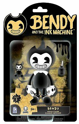 Bendy And The Ink Machine Bendy Action Figure Series 1 PhatMojo Brand  A13