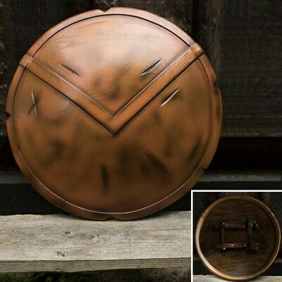 Foam & Latex Leonidas 300 Shield - Perfect For LARP / Roleplay