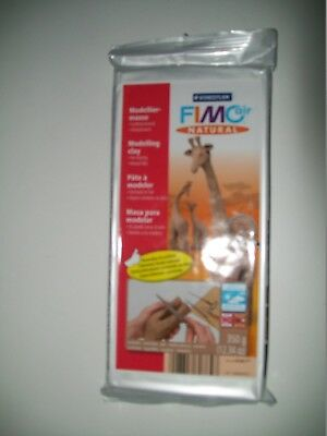 STAEDTLER FIMO AIR BASIC - AIR DRYING MODELLING CLAY (350g) - Sandstone