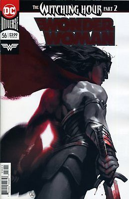 Wonder Woman #56 Foil Cover (Witching Hour) - Dc Comics - Us-Comic - G029